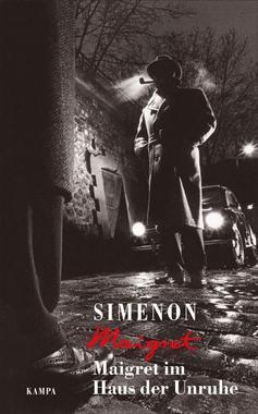 Cover von: Maigret im Haus der Unruhe