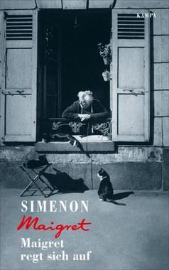 Cover von: Maigret regt sich auf