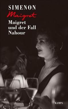 Cover von: Maigret und der Fall Nahour