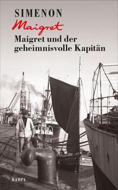 Cover von: Maigret und der geheimnisvolle Kapitän