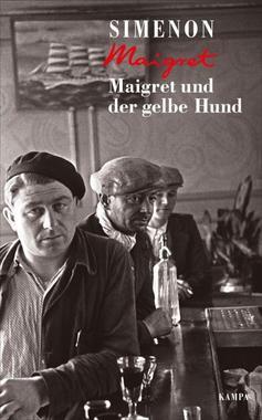 Cover von: Maigret und der gelbe Hund