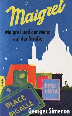 Cover von: Maigret und der Mann auf der Straße
