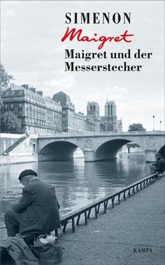 Cover von: Maigret und der Messerstecher