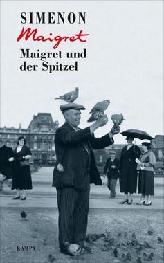 Cover von: Maigret und der Spitzel