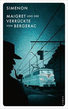 Cover von: Maigret und der Verrückte von Bergerac