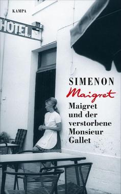 Cover von: Maigret und der verstorbene Monsieur Gallet