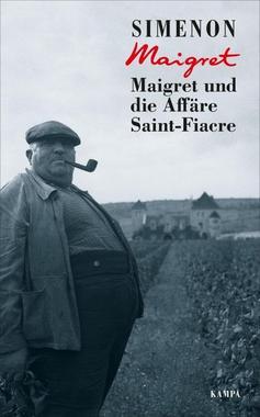 Cover von: Maigret und die Affäre Saint-Fiacre