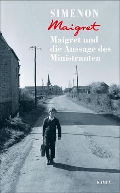 Cover von: Maigret und die Aussage des Ministranten