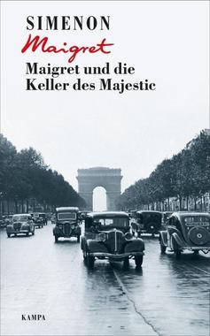 Cover von: Maigret und die Keller des Majestic