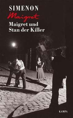 Cover von: Maigret und Stan der Killer