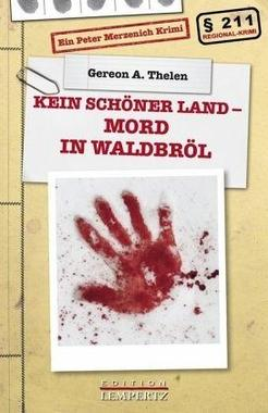 Cover von: Kein schöner Land - Mord in Waldbröl