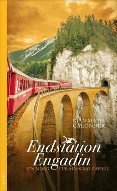 Cover von: Endstation Engadin