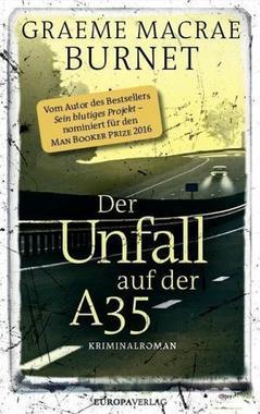 Cover von: Der Unfall auf der A35