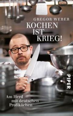 Cover von: Kochen ist Krieg!