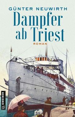 Cover von: Dampfer ab Triest