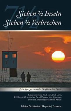 Cover von: 7 ½ Inseln - 7 ½ Verbrechen