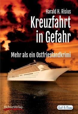 Cover von: Kreuzfahrt in Gefahr