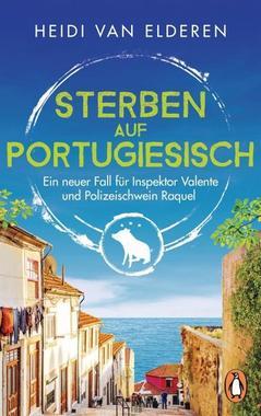 Cover von: Sterben auf Portugiesisch