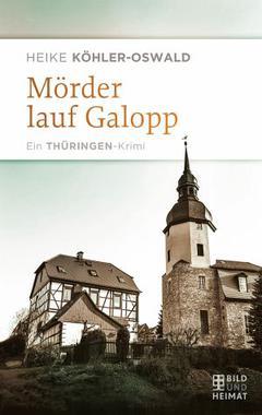Cover von: Mörder lauf Galopp