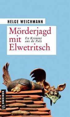 Cover von: Mörderjagd mit Elwetritsch