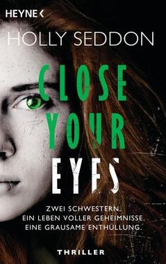 Cover von: Close your eyes