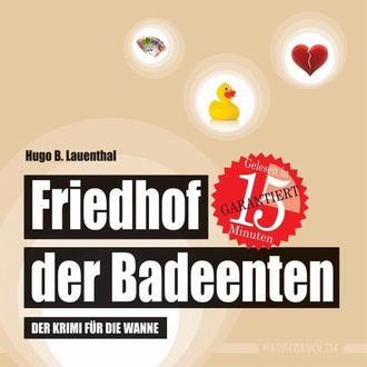 Cover von: Friedhof der Badeenten