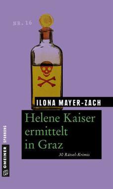 Cover von: Helene Kaiser ermittelt in Graz