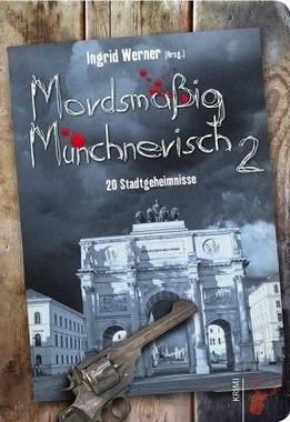 Cover von: Mordsmäßig Münchnerisch 2