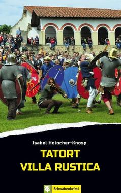 Cover von: Tatort Villa Rustica