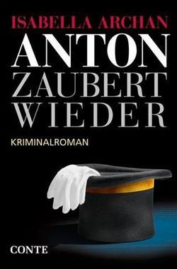 Cover von: Anton zaubert wieder