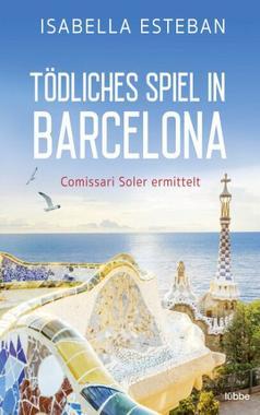 Cover von: Tödliches Spiel in Barcelona