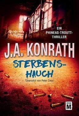 Cover von: Sterbenshauch