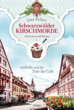 Cover von: Isabella und die Tote im Café