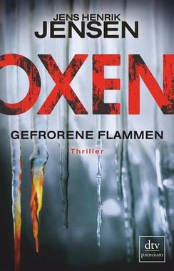 Cover von: Oxen. Gefrorene Flammen