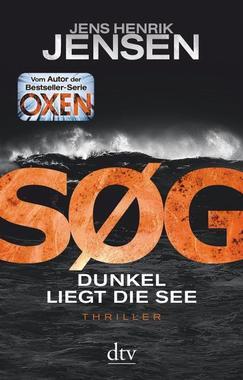 Cover von: SØG. Dunkel liegt die See