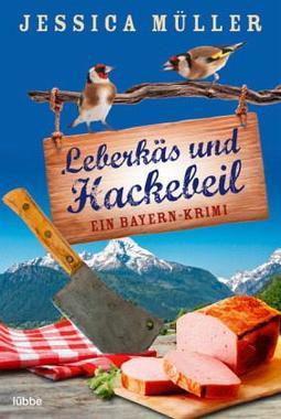 Cover von: Leberkäs und Hackebeil