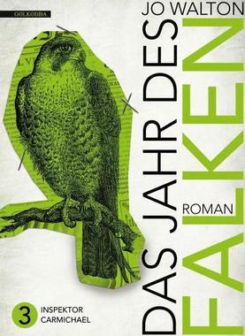 Cover von: Das Jahr des Falken