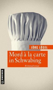 Cover von: Mord à la carte in Schwabing