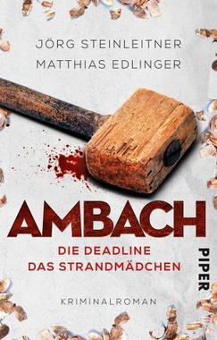 Cover von: Ambach - Die Deadline / Das Strandmädchen