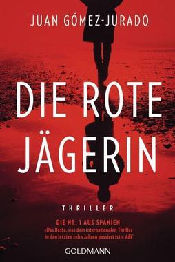 Cover von: Die rote Jägerin
