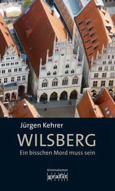 Cover von: Wilsberg- Ein bisschen Mord muss sein