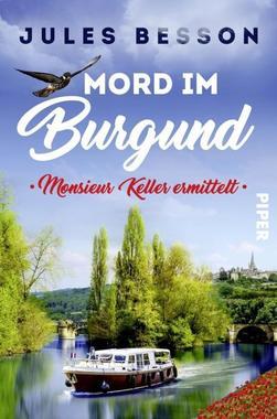 Cover von: Mord im Burgund