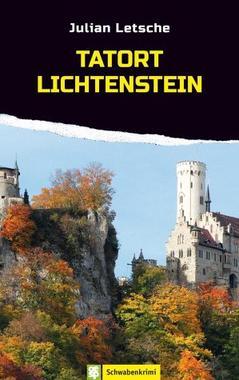 Cover von: Tatort Lichtenstein