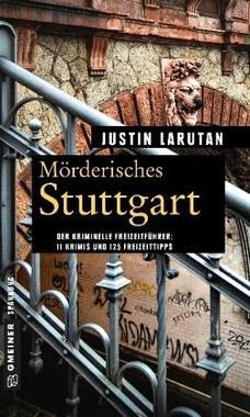 Cover von: Mörderisches Stuttgart