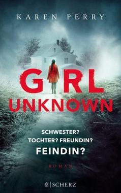 Cover von: Girl Unknown