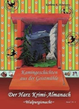 Cover von: Harz Krimi-Almanach ~Walpurgisnacht~