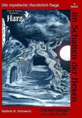 Cover von: Hexenjagd I – Ahnenreise