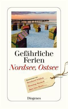 Cover von: Gefährliche Ferien - Nordsee, Ostsee