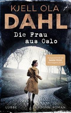 Cover von: Die Frau aus Oslo