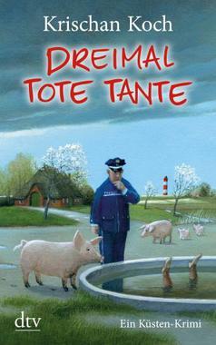 Cover von: Dreimal Tote Tante